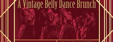 Brunch and Belly Dance go together like Whipped Cream and Coffee