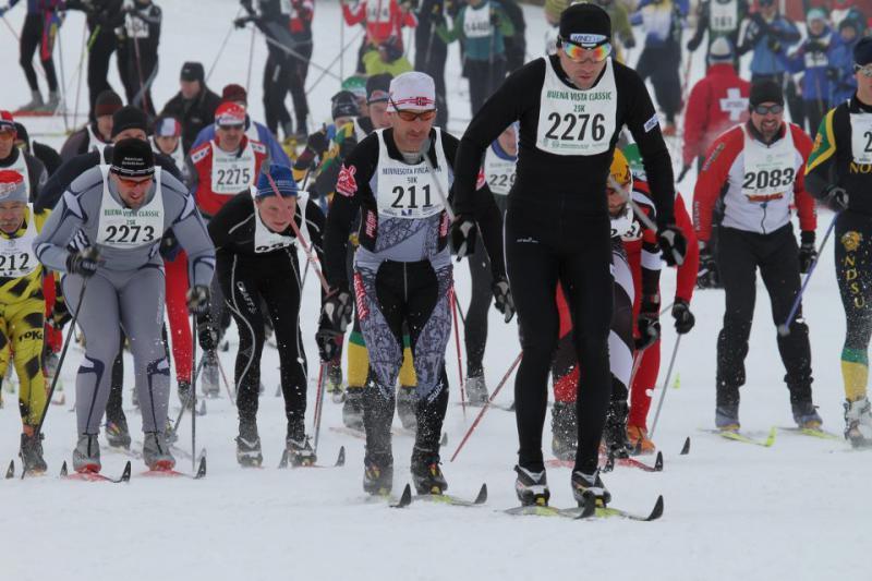 Area Voices: Get Outside! MN Finlandia Ski Marathon February 17, 2018