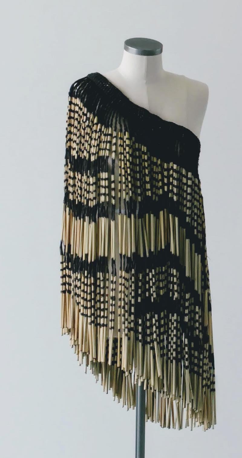 Weaving by Karl Rangikawhiti Leonard