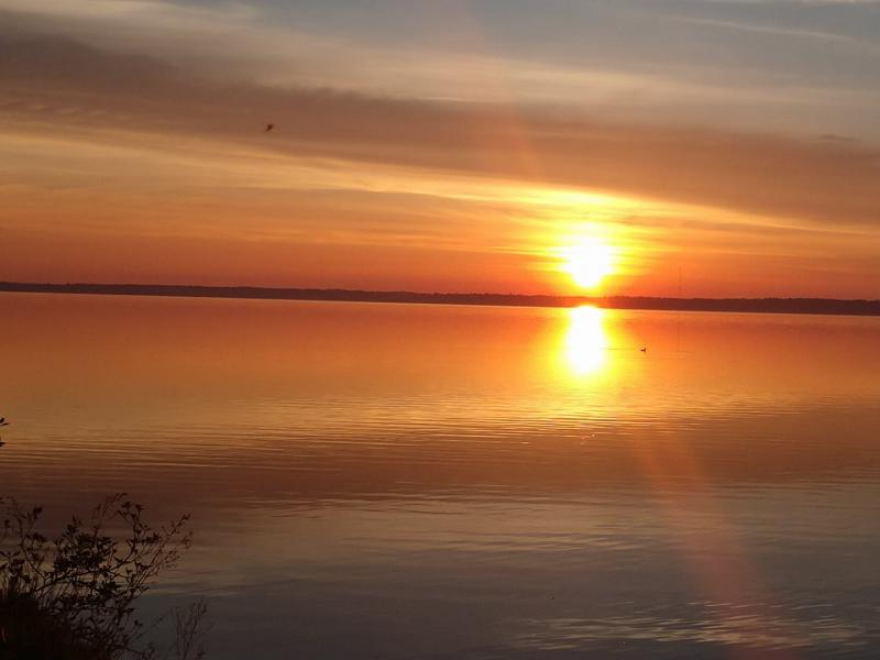 Lake Bemidji Sunrise