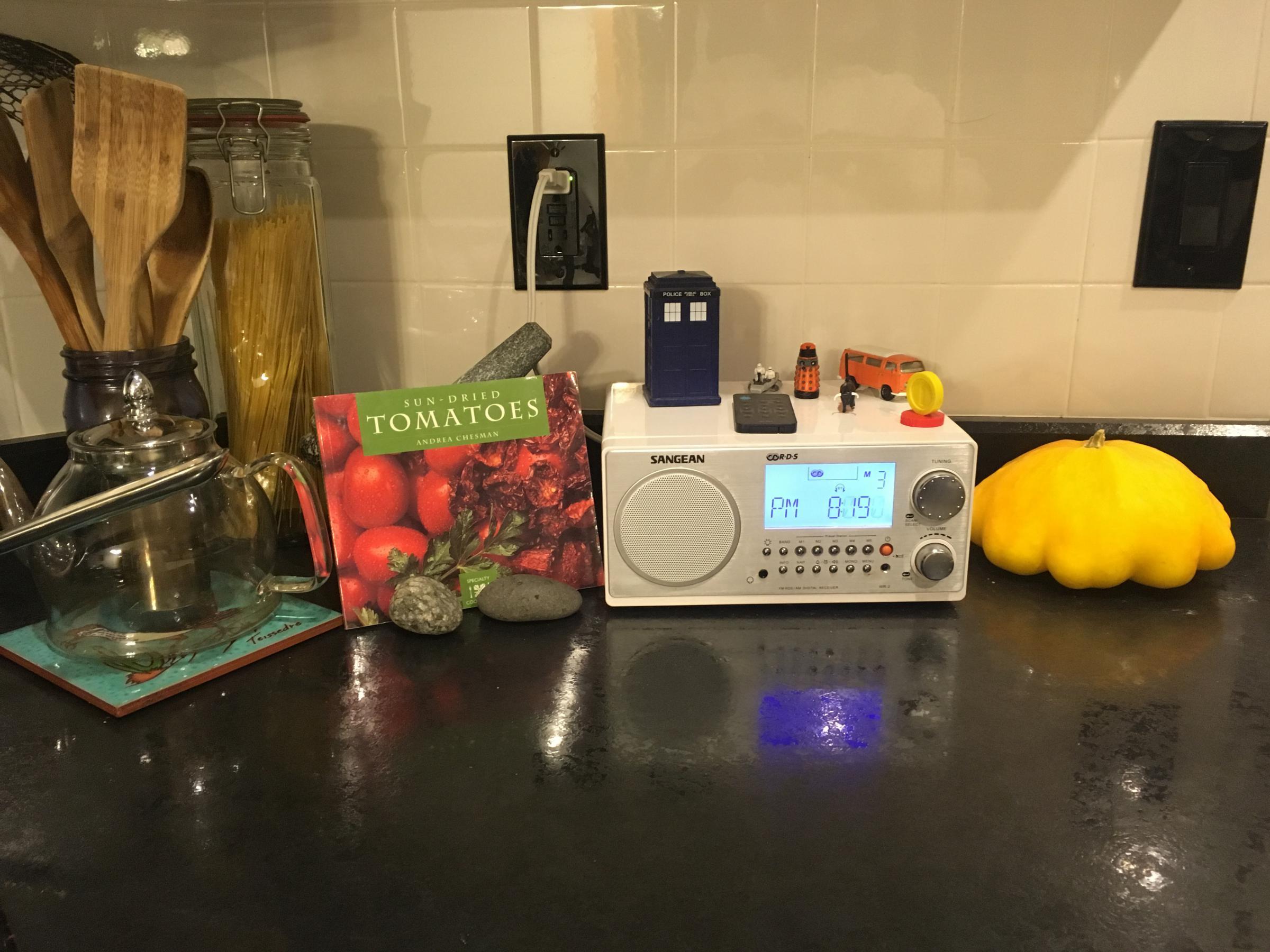 Show us your radio