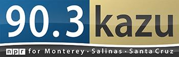 90.3 KAZU logo