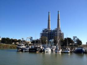 Deepwater Desal will locate its desal plant next to the Dynergy Power Plant in Moss Landing.