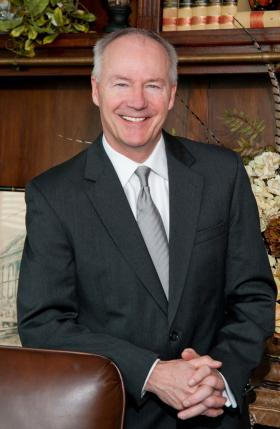 Asa Hutchinson, former United States congressman and former task force director for the National Rifle Association