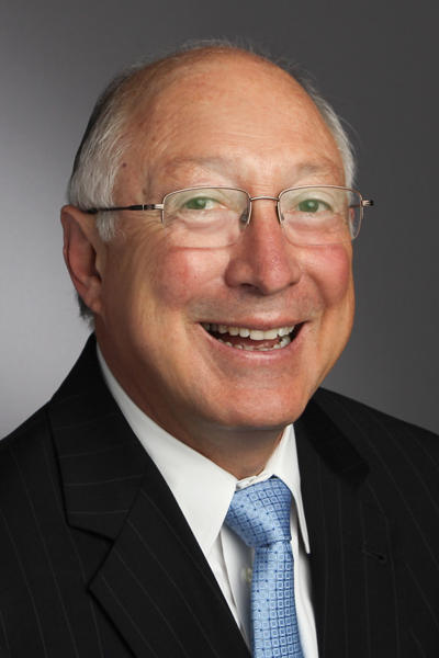 Ken Salazar, former attorney general for Colorado and U.S. Secretary of the Interior