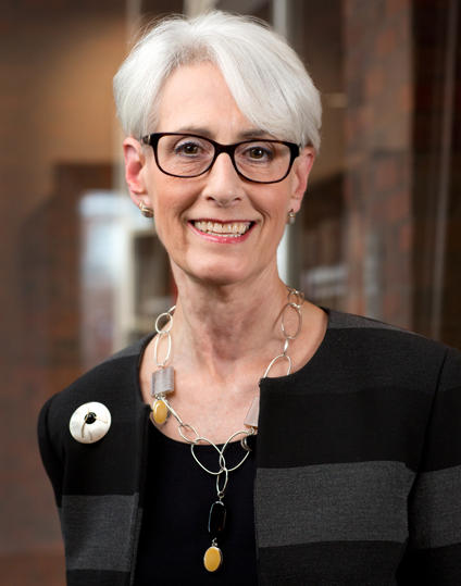 Wendy Sherman, former Department of State under secretary for political affairs and lead negotiator of the Iran nuclear agreement