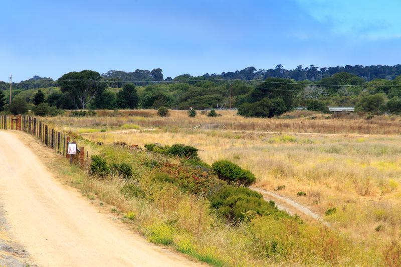 The Eastwoods donated the land to the Big Sur Land Trust.