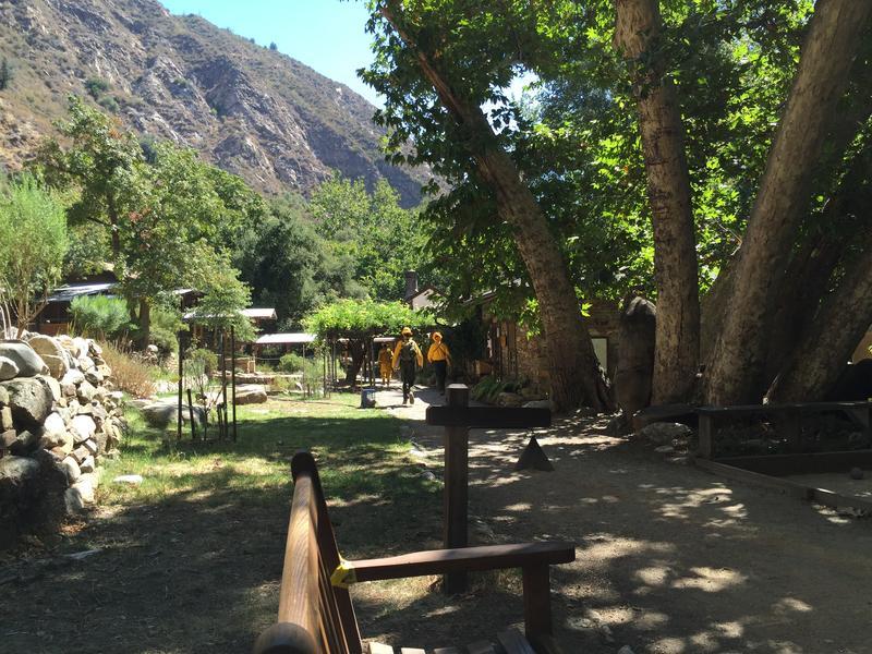 The Tassajara Zen Center has always had a fire crew, but ramped up training in 2014.