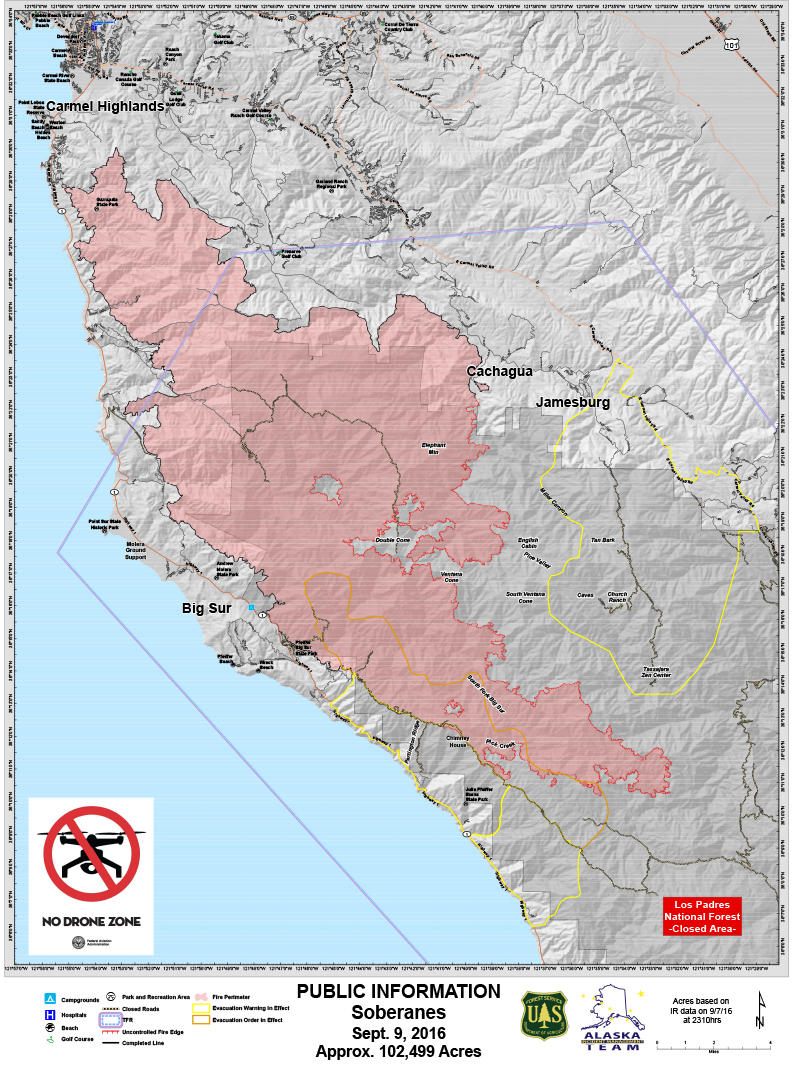 Us Forestry Wildfire Map Globalinterco - Us wildland fire potential map