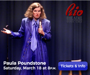 Paula Poundstone Mar 18, 8pm