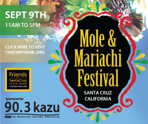 The 5th Annual Mole and Mariachi Festival