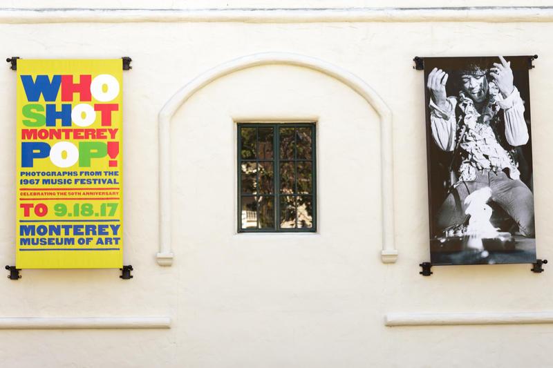 Exterior Monterey Museum of Art