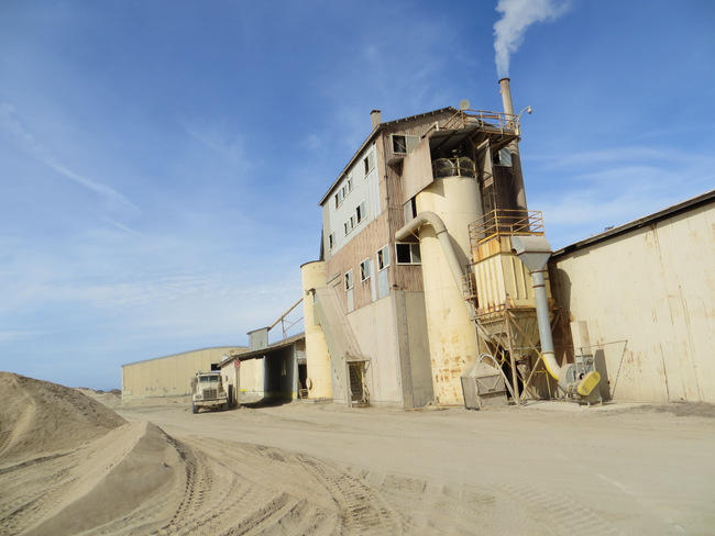 The CEMEX sand mine in Marina will stop operations by the end of 2020.
