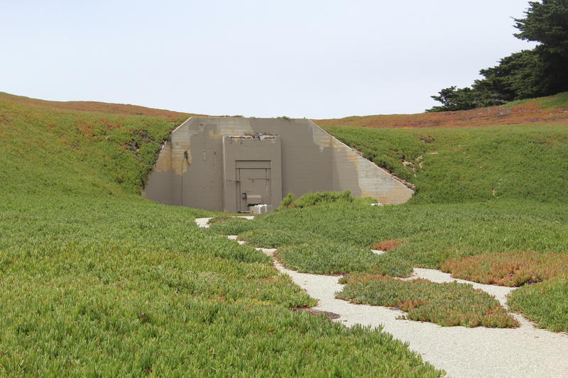 The Fort Ord Dunes State Park Campground will include 45 RV sites, 43 tent sites and 10 walk-in/bike-in sites, situated around old Army bunkers.