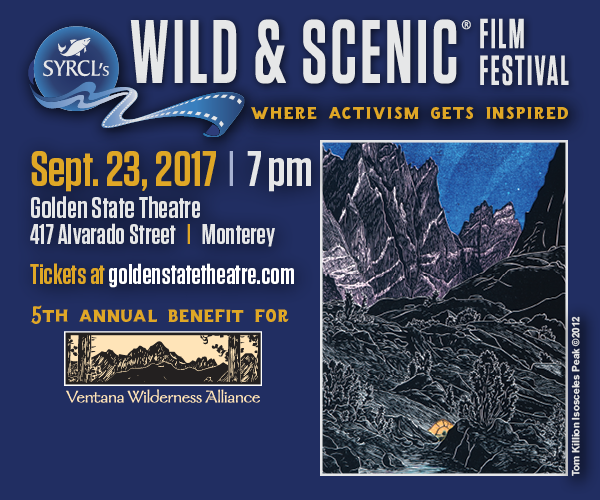 Ventana Wilderness Alliance Film Festival
