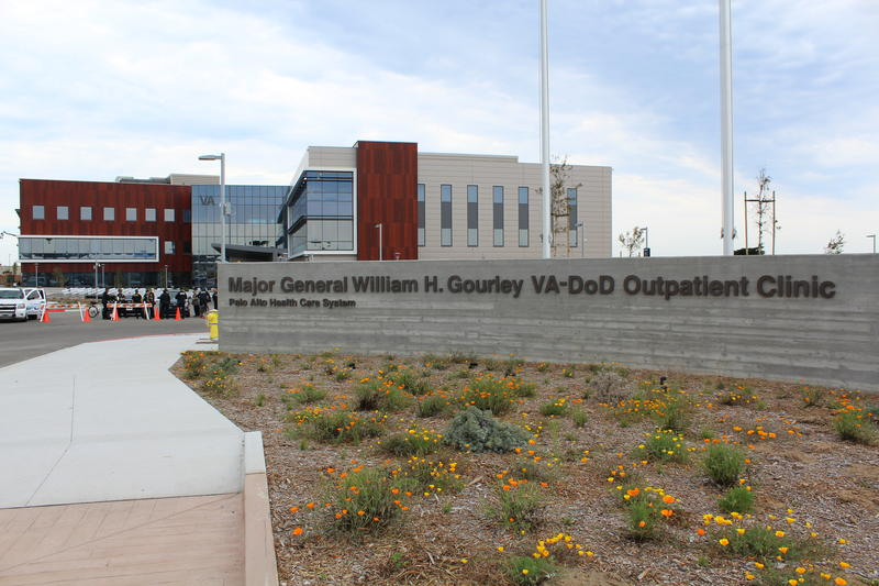 The new VA-DoD health clinic in Marina is built to serve about 20,000 patients.