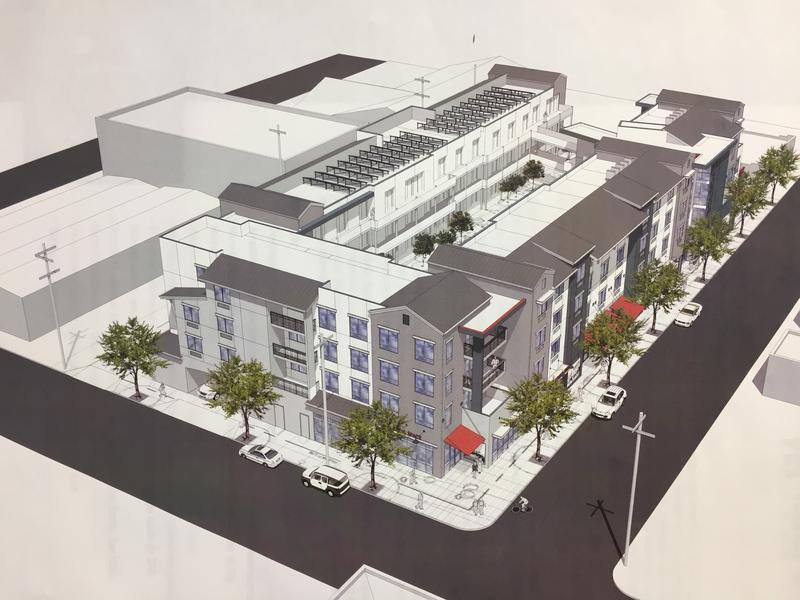 MidPen Housing has secured nearly $32-million in state and federal tax credits to build 21 Soledad Street.