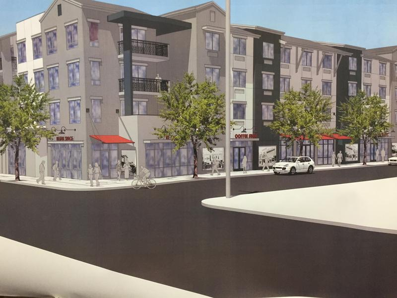 21 Soledad Street is a mixed used housing development coming to Salinas' Chinatown.
