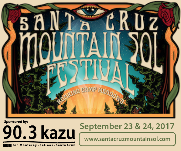 Santa Cruz Mountain Sol Festival