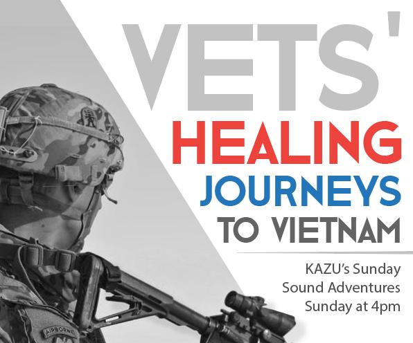Vets' Healing Journeys To Vietnam (Peace Talks Radio)