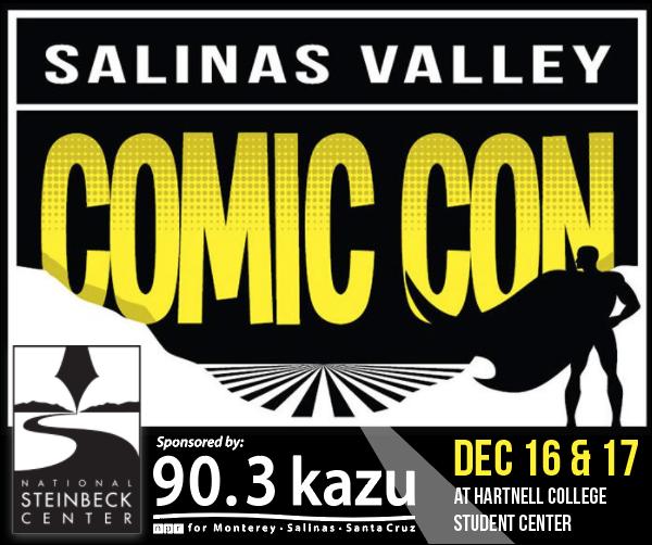 Salinas Valley Comic Con