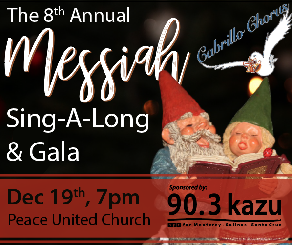 "The 8th Annual ""Messiah"" Sing-A-Long and Gala"