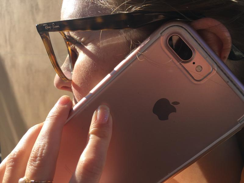 The California Department of Public Health issued new guidelines on cell phone use and radiation risk.