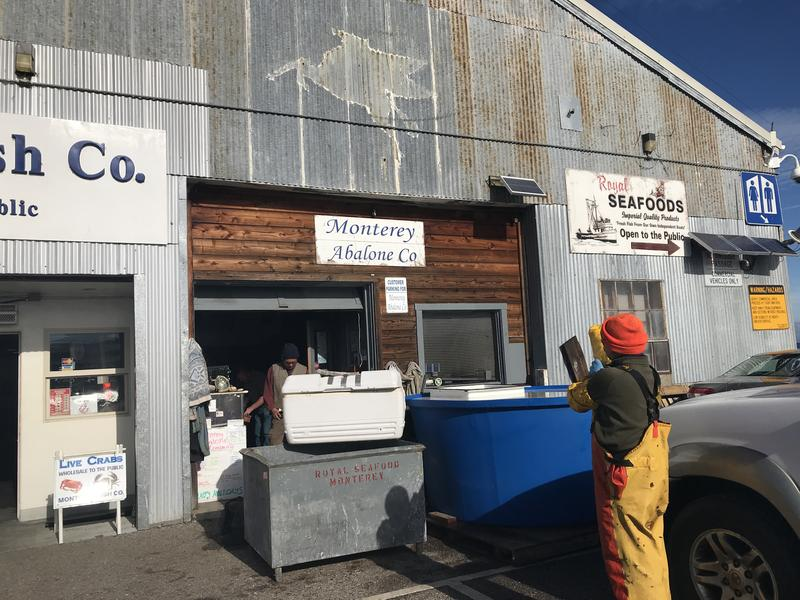 Staff at the Monterey Abalone Company say any new oil and gas wells off the coast of California could be very dangerous for companies like them.