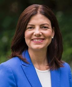 Kelly Ayotte will discuss the economy and the American dream during the first forum of the 2018 Leon Panetta Lecture Series.
