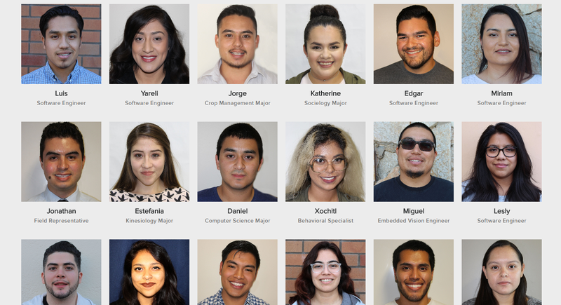 FacesOfDACA.us features the pictures and stories of DACA recipients.