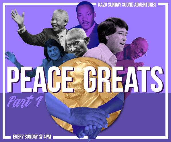 Peace Greats: Part 1