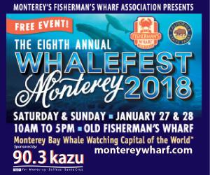 Whalefest Monterey 2018