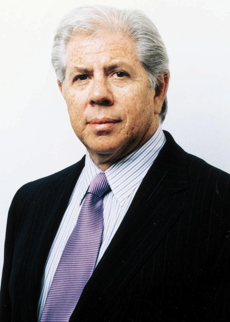 Pulitzer Prize-winning journalist Carl Bernstein