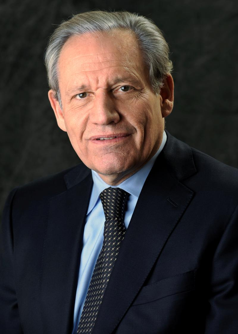 Pulitzer Prize-winning journalist Bob Woodward