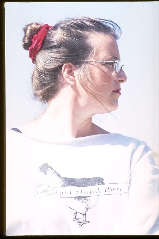 Susie Bright, editor of Santa Cruz Noir