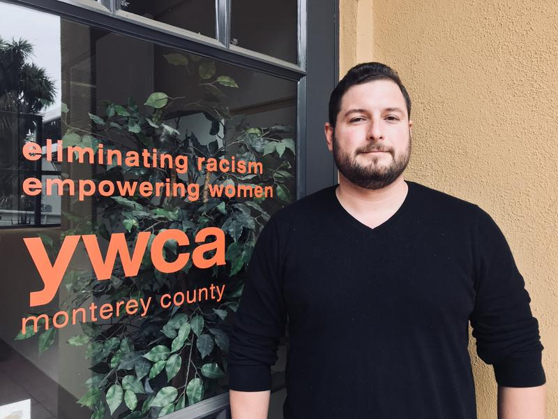 Daniel Gonzalez is Deputy Director of the YWCA of Monterey County. The organization opened the region's first and only safe house specifically for human trafficking victims. KAZU checks in with Gonzalez one year in.