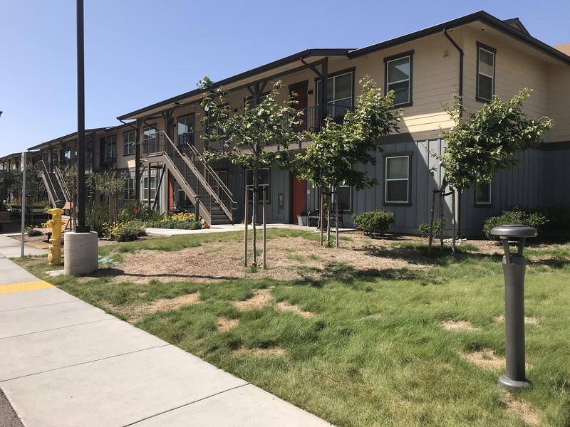 Tanimura & Antle resurrected the tradition of growers providing housing. In 2016, the company opened this 800-bed apartment complex in Spreckels.