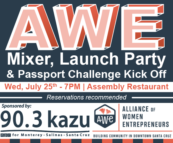 AWE Mixer, Launch Party & Passport Challenge Kick Off