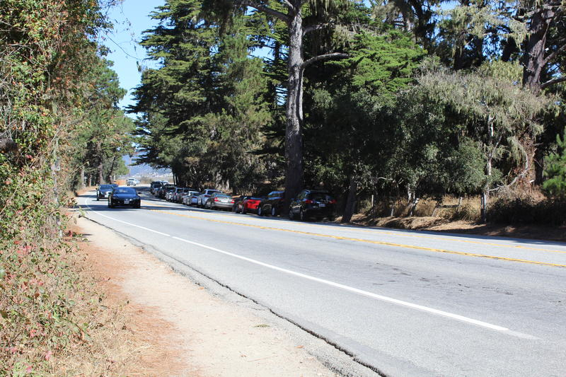 When those spots fill up, visitors end up parking outside the reserve on Highway 1. Many locals also park here to save money; each parking spot costs $10. But park officials say parking here is dangerous.