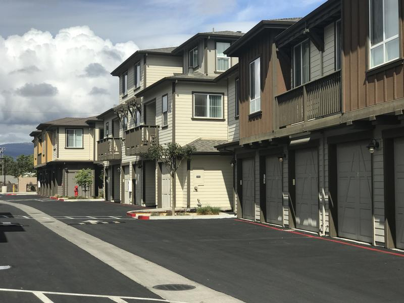 Schapiro Knolls is an affordable housing complex just outside Watsonville. Santa Cruz County voters will decide whether to invest in more affordable housing during the midterm elections. Santa Cruz County has an affordable housing shortage.