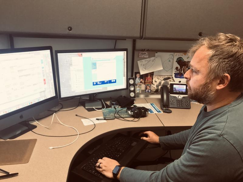Elliott Hazen is back at work after the longest partial government shutdown in history. Hazen works for NOAA in Monterey and says there's a lot of work to catch up on.