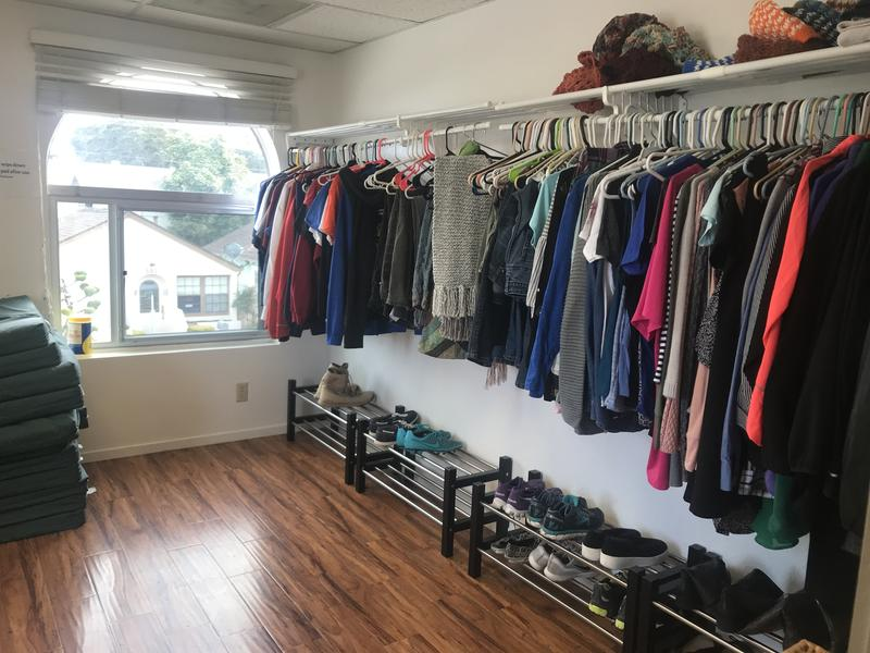 Safe Place provides homeless and runaway youth with basic needs like clothing, food and toiletries. It has space for 12 beds. The shelter is now open seven days a week.