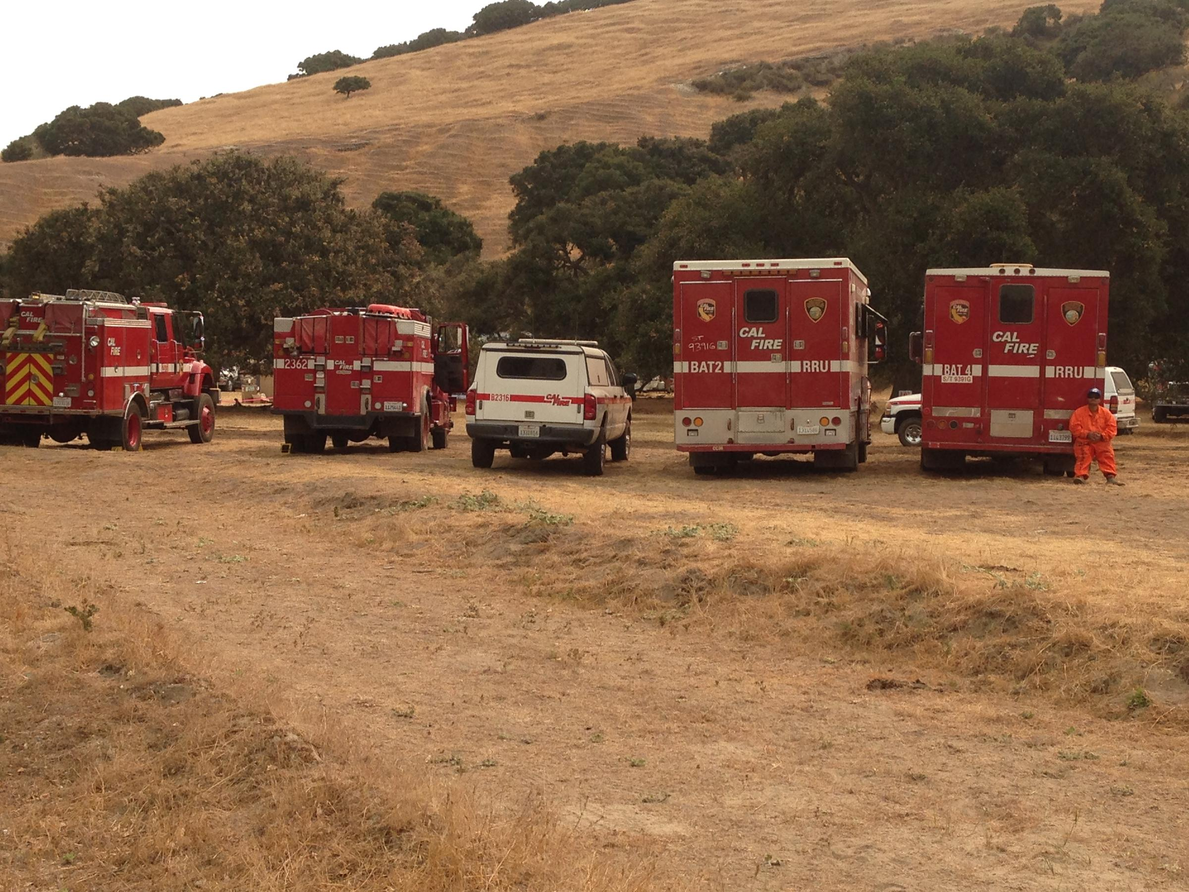 Soberanes Fire Bulldozer Operator Killed Overnight