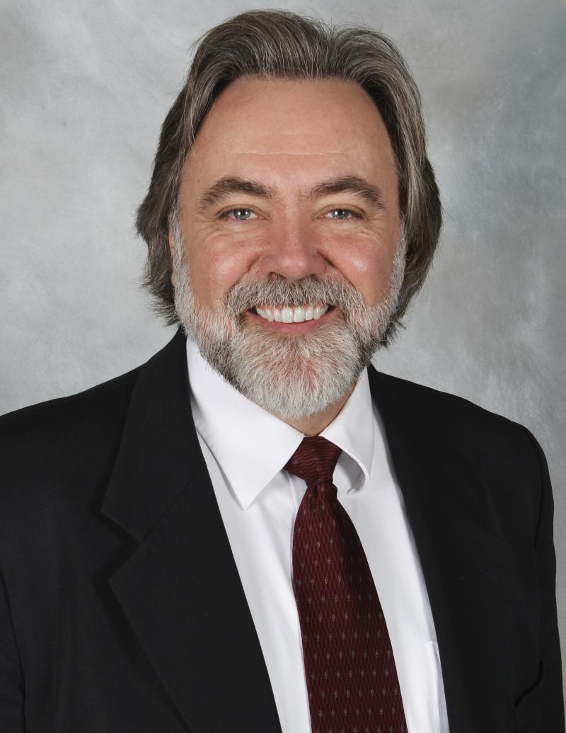 State Revenue Commissioner Randall Hoffbeck