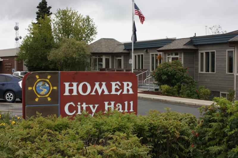 Homer City Hall