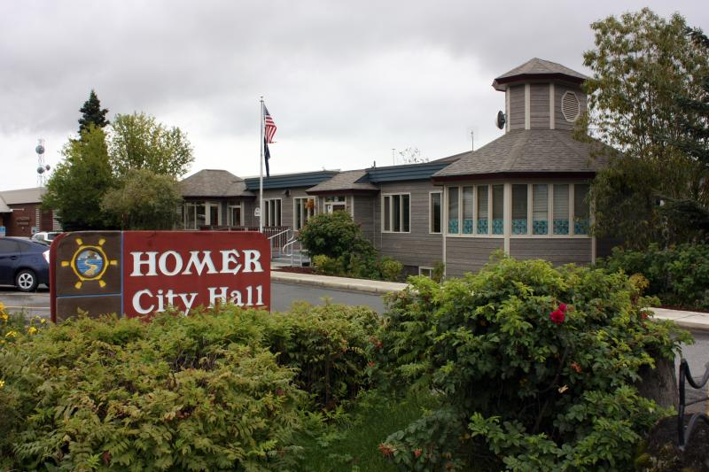 Homer City Hall