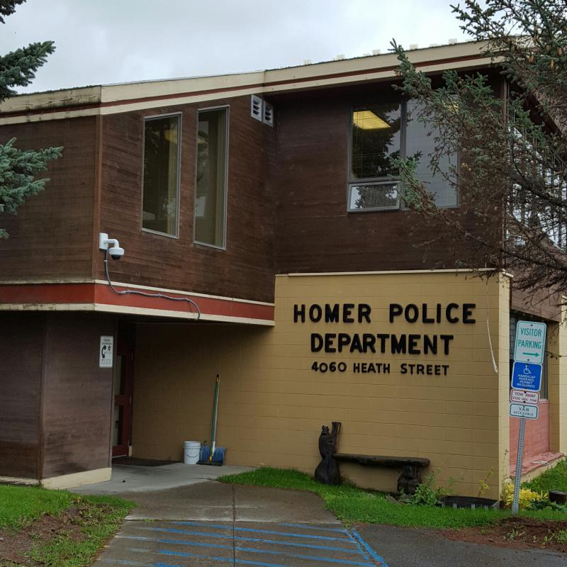 Image result for the homer alaska police department