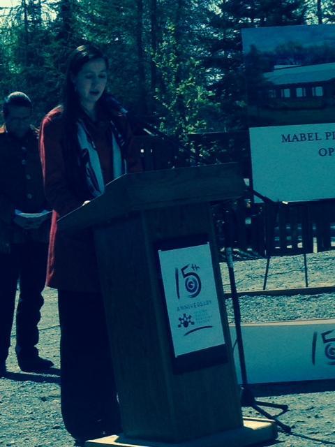 Annette Evens Smith, President & CEO, Alaska Native Heritage Center