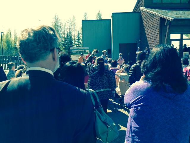 Alaska Native Heritage Ceremony