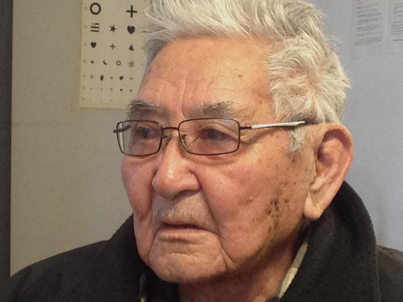 "We'll be posting interviews with some of the people we talked with, including 93-year-old Samuel Jackson, Sr., of Kwethluk. Of the monthly $106 utility bills for people with piped water, he said, ""I''m sure there will be people who can't pay their bills."""